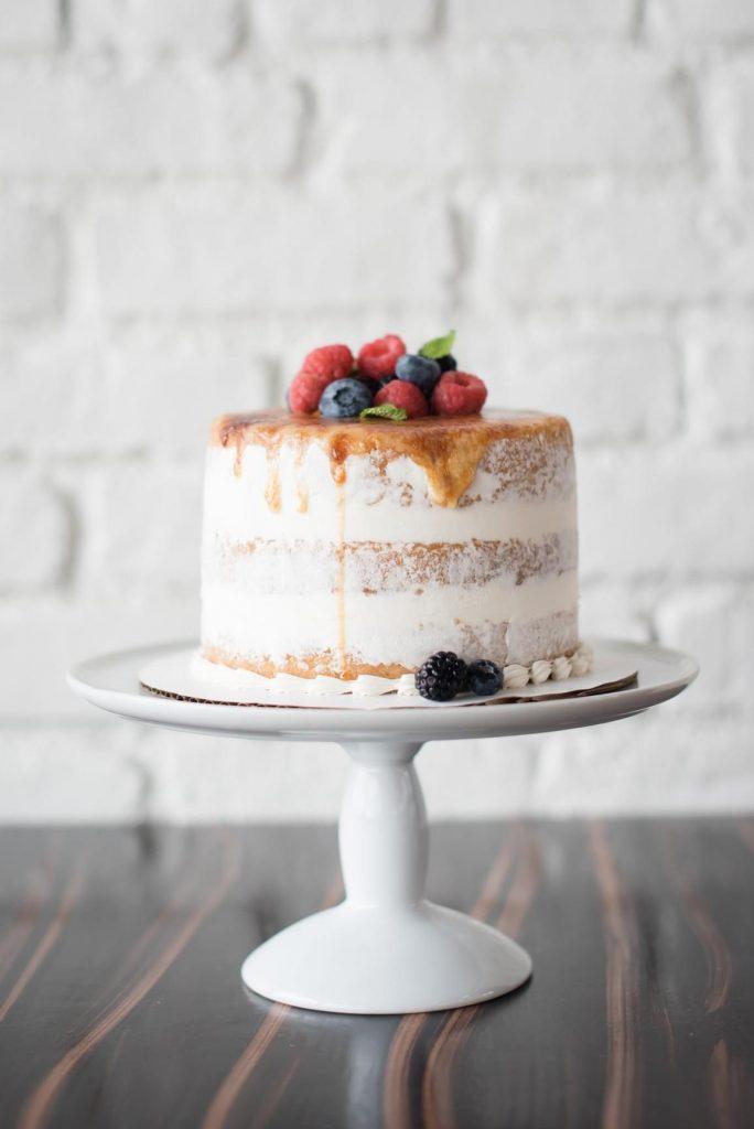 Cake Gala Berries 2020
